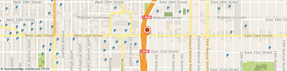 Route/map/directions to OptimismIC Gift Shop, 55408 Minneapolis, 333 East lake street