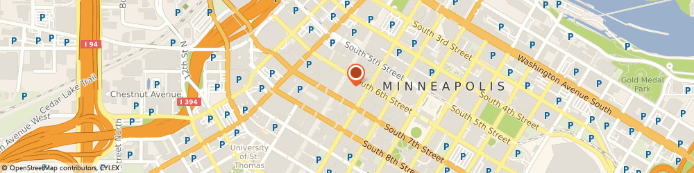 Route/map/directions to Caribou Coffee, 55402 Minneapolis, 651 Nicollet Mall