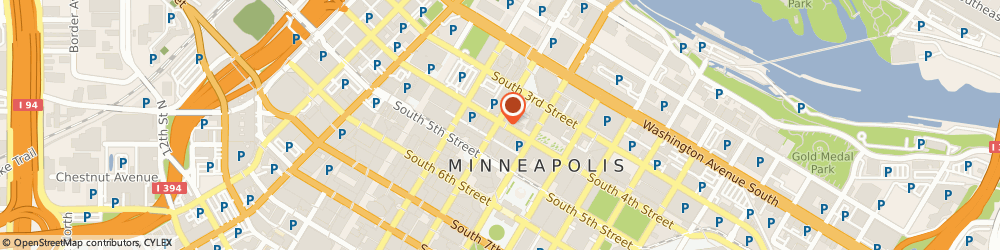 Route/map/directions to Wells Fargo - MINNEAPOLIS, 55401 Minneapolis, 215 4Th St S