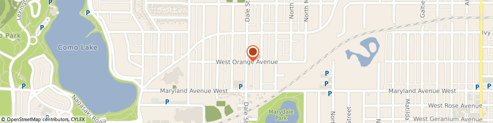 Route/map/directions to Little Steps Childcare Center, 55103 Saint Paul, 906 Dale St N