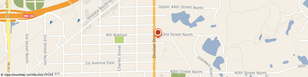 Route/map/directions to Maple Tree Monastery Childcare Center, 55109 Saint Paul, 1695 CENTURY AVENUE NORTH