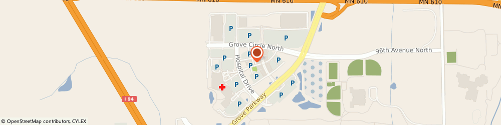 Route/map/directions to Tyler Engquist - State Farm Insurance Agent, 55369 Maple Grove, 15611 Grove Circle North