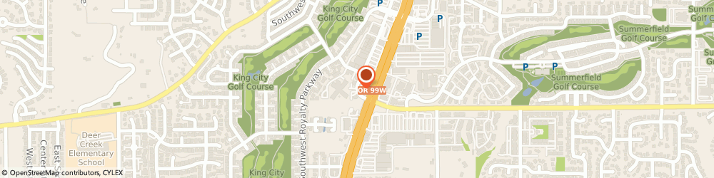 Route/map/directions to US BANK, 97224 Tigard, 15900 SOUTHWEST 116TH...
