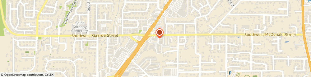 Route/map/directions to ComForCare Home Care - Greater Portland West, 97224 Tigard, 10580 Sw Mcdonald Street
