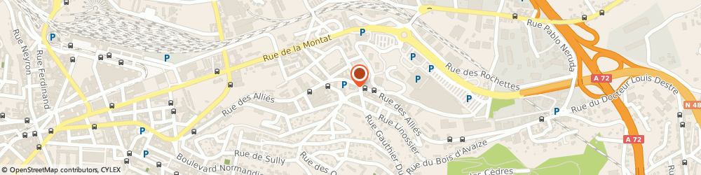 Garage de monthieu saint tienne 152 rue des allies 04 for Garage ravon saint etienne