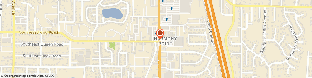 Route/map/directions to Arby's, 97266 Happy Valley, 10499 Se 82 Ave