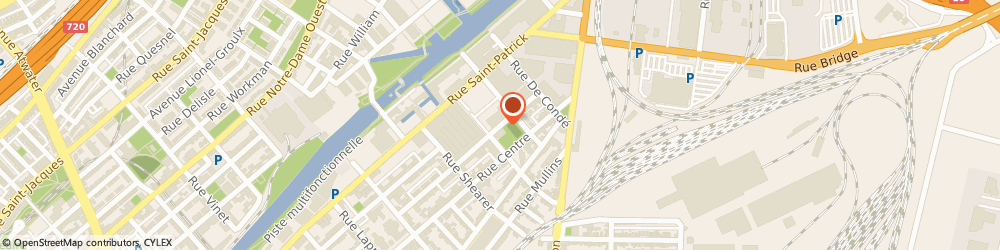 Route/map/directions to Theatrixx Technologies, H3K 3J7 Montréal, 1655 rue Richardson