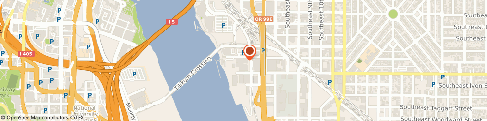 Route/map/directions to McCoy Millwork, 97214 Portland, 342 SE Caruthers St