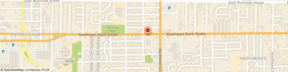 Route/map/directions to ACE Cash Express, 97216 Portland, 11902 SE Stark St