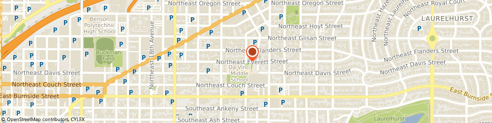 Route/map/directions to art Home Co, 97232 Portland, 1826 NE Everett St