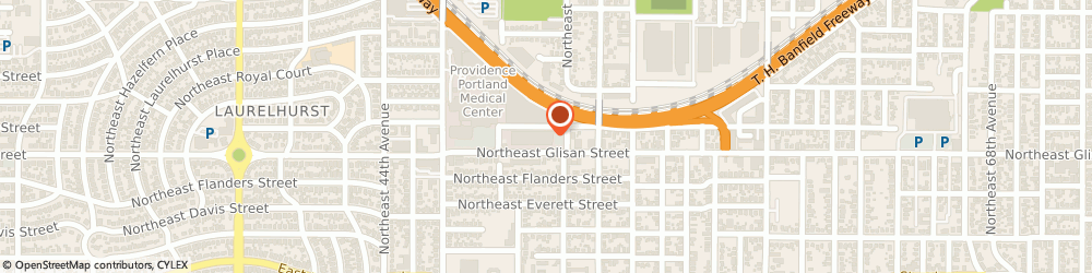 Route/map/directions to Orthopedic Specialists, 97213 Portland, 5050 N.E. Hoyt Street, Suite 340