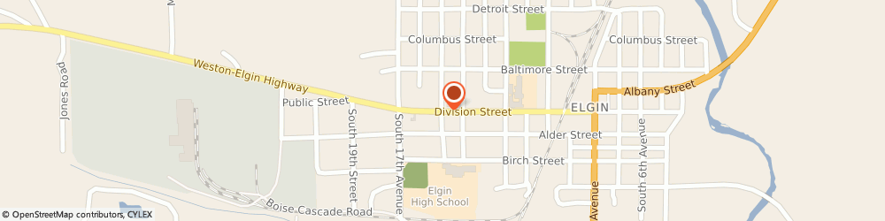 Route/map/directions to Seventh-Day Adventist Church ELGIN, 97827 Elgin, 141 North 15Th Avenue