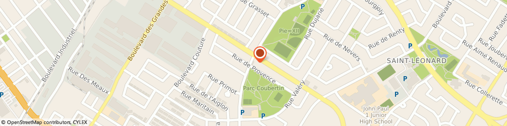 Route/map/directions to TD Canada Trust Branch and ATM, H1R 2V3 Saint-Leonard, 8940 Boul Viau