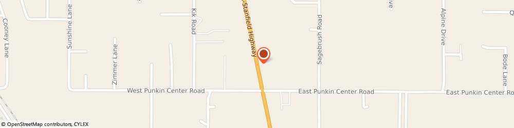 Route/map/directions to KIE Supply Corporation, 97838 Hermiston, 80484 Hwy 395 North