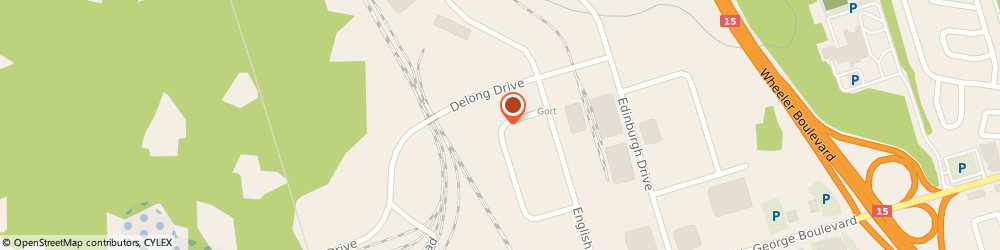Route/map/directions to Alltech Solutions Inc, E1E 4M3 Moncton, 104 Rooney Cres