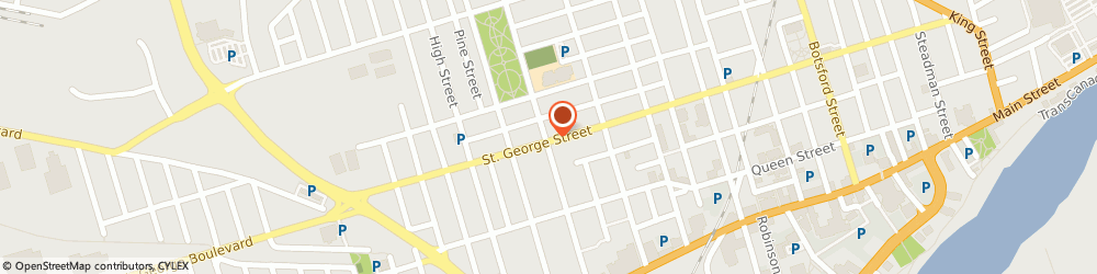 Route/map/directions to Cash Store The, E1C 1W8 Moncton, 353 St. George St