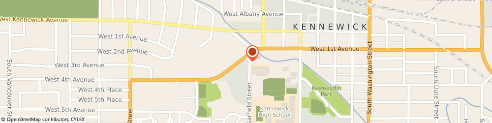 Route/map/directions to Taco John's, 99336 Kennewick, 701 Vineyard Dr