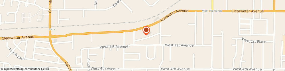 Route/map/directions to Lincare, 99336 Kennewick, 6818 W Kennewick Ave