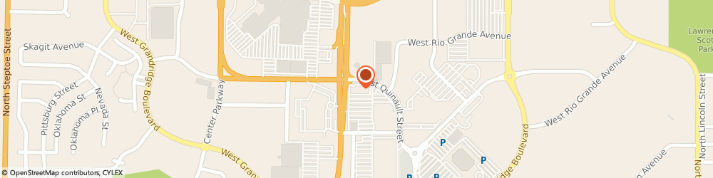 Route/map/directions to Red Lobster, 99336 Kennewick, 1120 North Columbia Center Boulevard