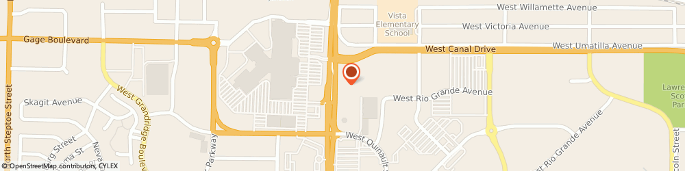 Route/map/directions to Arby's, 99336 Kennewick, 1310 N Columbia Center Blvd.
