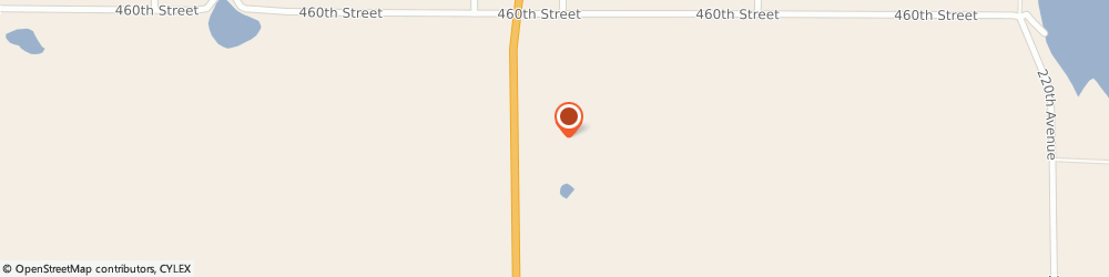 Route/map/directions to Strand Ace Hardware, 56572 Pelican Rapids, PO BOX 429