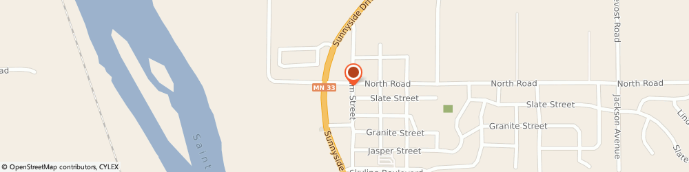 Route/map/directions to Navy Federal Credit Union, 55720 Cloquet, 240 North Roadt