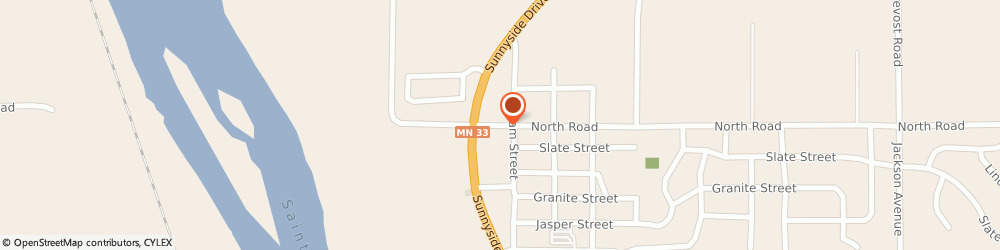 Route/map/directions to Citibank ATM, 55720 Cloquet, 235 North Road