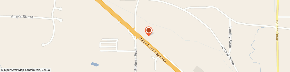 Route/map/directions to Farmers Insurance - Scott Prachar, 55811 Hermantown, 4891 Miller Trunk Hwy
