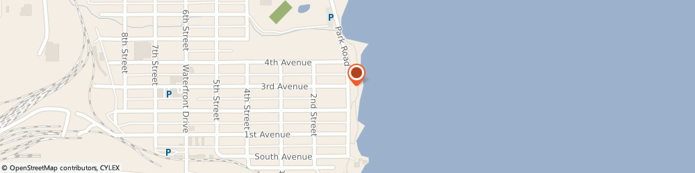 Route/map/directions to Harbor Point Apt, 55616 Two Harbors, 101 3rd Ave Ofc Ofc