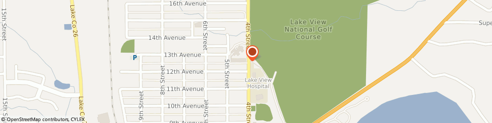 Route/map/directions to Sunrise On Superior, 55616 Two Harbors, 409 13TH AVENUE APT 103