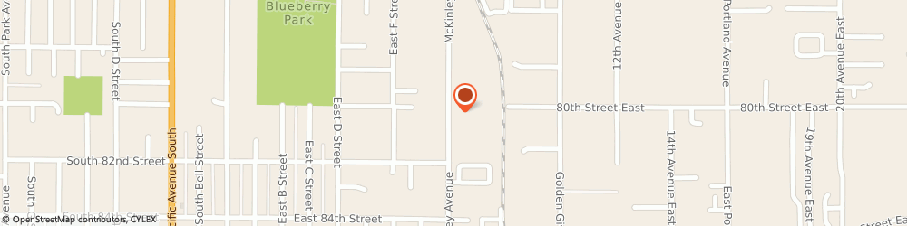 Route/map/directions to Mr. Appliance of Tacoma, 98404 Tacoma, 8001 McKinnley Ave