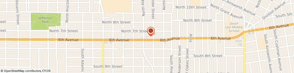 Route/map/directions to Navy Federal Credit Union ATM, 98406 Tacoma, 3115 6Th Ave