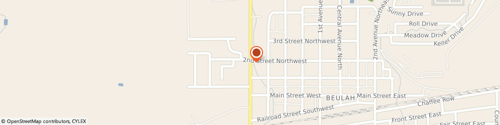 Route/map/directions to Progressive Insurance, 58523 Beulah, 215 HIGHWAY 49 NORTH