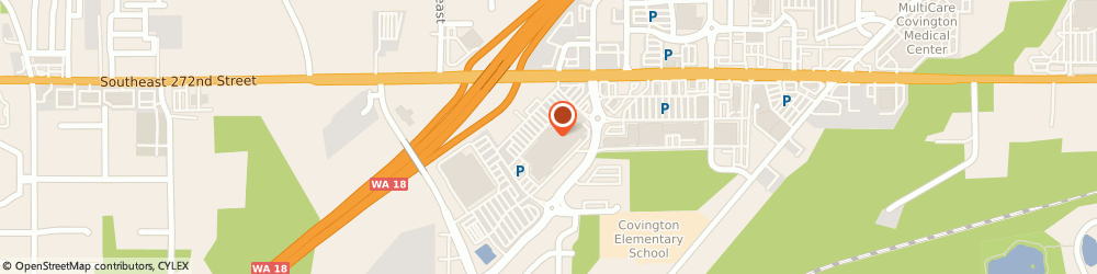 Route/map/directions to Washington Mutual-Financial Center, 98042 Covington, 16735 SE 272ND ST