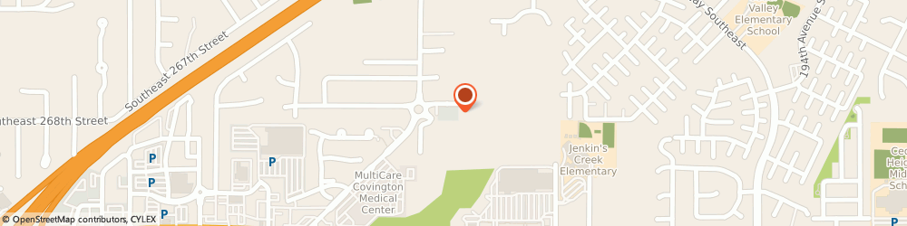 Route/map/directions to Allstate Insurance Companies, 98042 Covington, 26708 180Th Ave Se