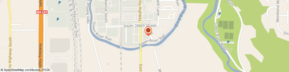 Route/map/directions to Capital Lumber Co, 98030 Kent, 1851 Central Pl S