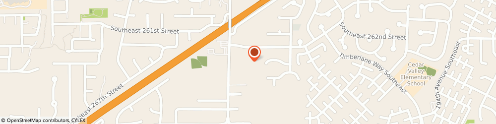 Route/map/directions to WALTS AUTO CARE COVING, 98042 Covington, 15323 Se 272Nd St Ste 1