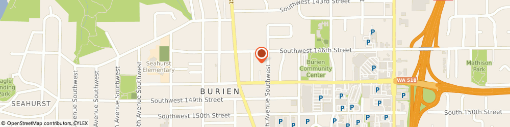 Route/map/directions to Als Custom Welding, 98166 Burien, 14622 9Th Ave Sw