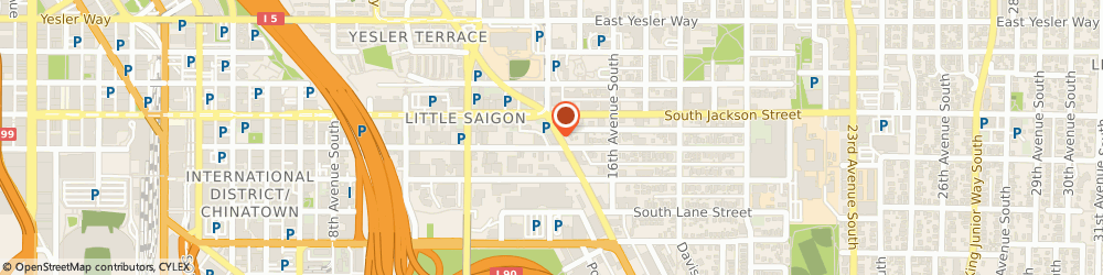 Route/map/directions to Allied Forces, 98114 Seattle, 419 Rainer Avenue South