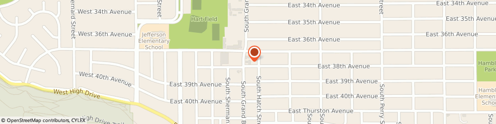 Route/map/directions to Divine's Auto Repair Shop, 99203 Spokane, 3725 S Grand Blvd