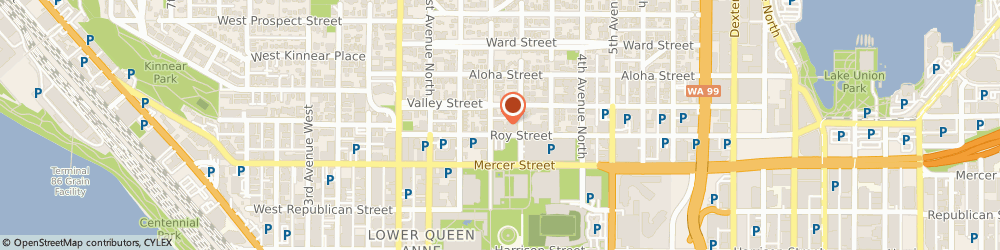 Route/map/directions to STATE FARM Greg Nunn, 98109 Seattle, 200 Roy St, Suite 102