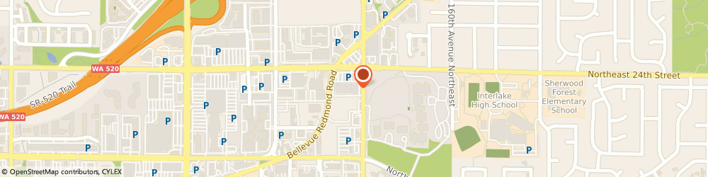Route/map/directions to KeyBank Bellevue ATM, 98007 Bellevue, 15585 Ne 24Th St