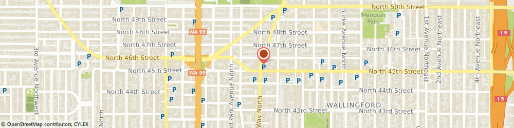 Route/map/directions to Citibank ATM, 98103 Seattle, 4545 -Stone Way N