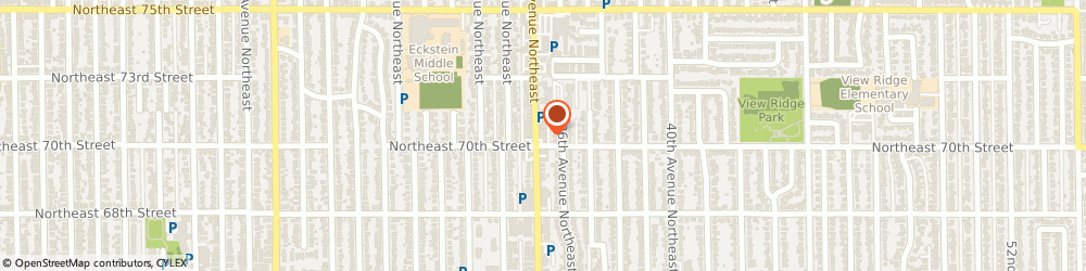 Route/map/directions to STATE FARM Dan Tierney, 98115 Seattle, 7006 35Th Avenue Ne