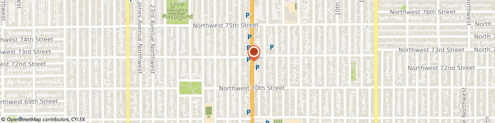 Route/map/directions to Firestone Retailer, 98117 Seattle, 7055 15Th Avenue Nw