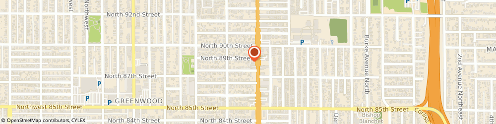 Route/map/directions to Chapel Of The Bells, 98103 Seattle, 943 NORTH 89TH STREET