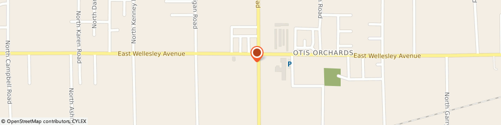 Route/map/directions to Garry Newman: Allstate Insurance, 99027 Otis Orchards, 4707 N Harvard Rd