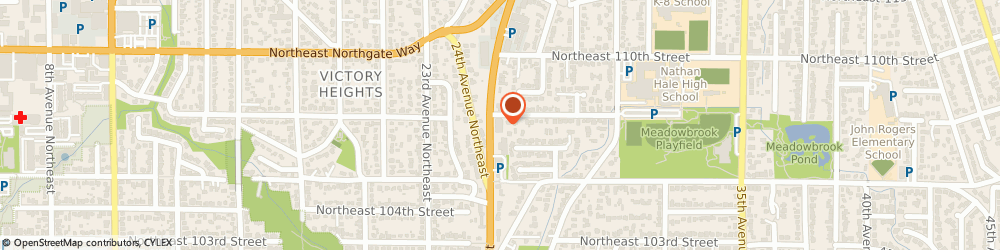 Route/map/directions to STATE FARM Lisa K. Maples, 98125 Seattle, 10550 Lake City Way Ne Apt C