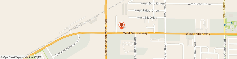 Route/map/directions to Farmers Insurance - Corey Dwinell, 83854 Post Falls, 841 N Boulder Ct