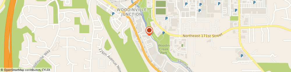 Route/map/directions to STATE FARM Mike Rodgers, 98072 Woodinville, 16932 Woodinville Redmond Road Ne, Suite 207